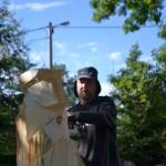 Plener rzeźbiarski - Szopka Wyszehradzka