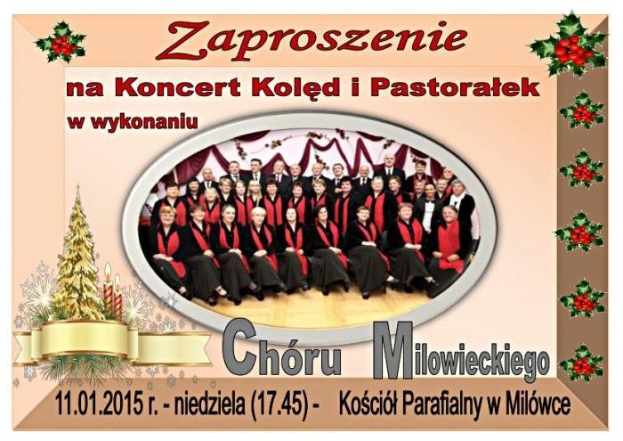 koncert kolęd 2015