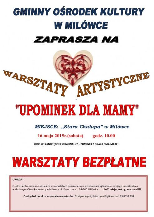 quiling milowka