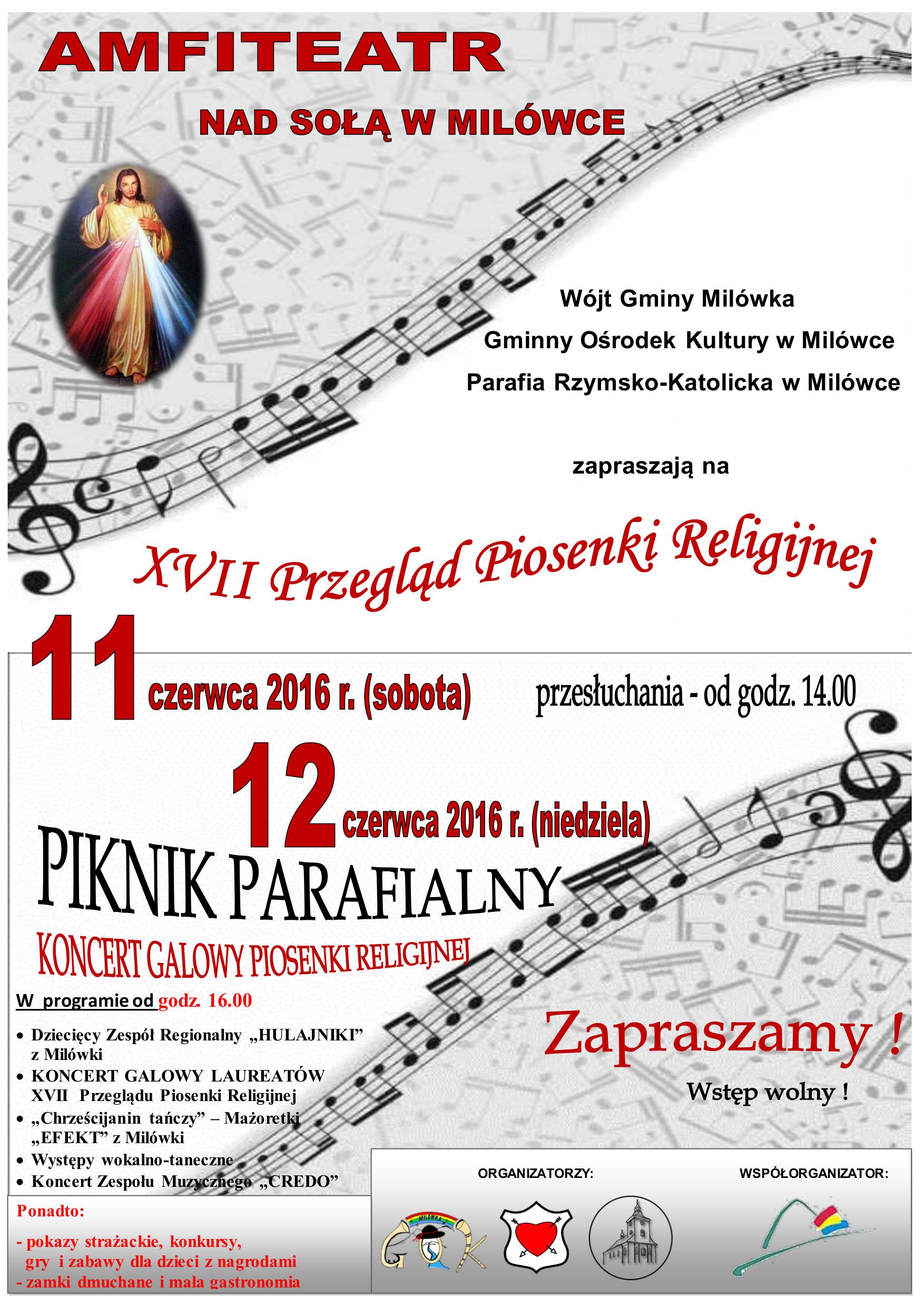 Przegląd Piosenki Religijnej 2016