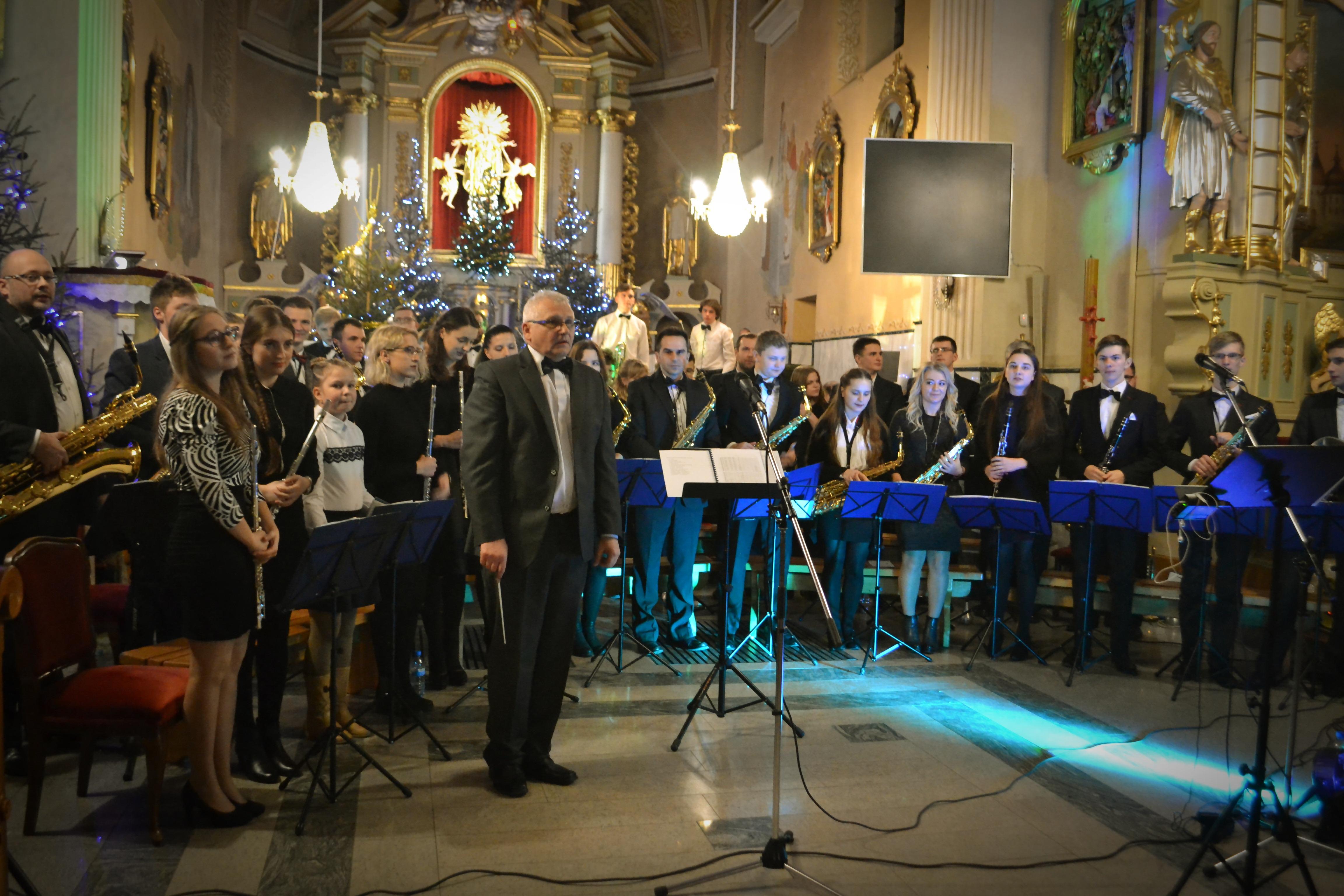 Koncert Orkiestry Dętej OSP Milówka