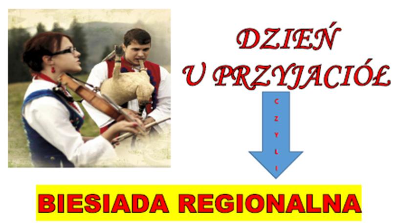 Biesiada Regionalna w Starej Chałupie w Milówce