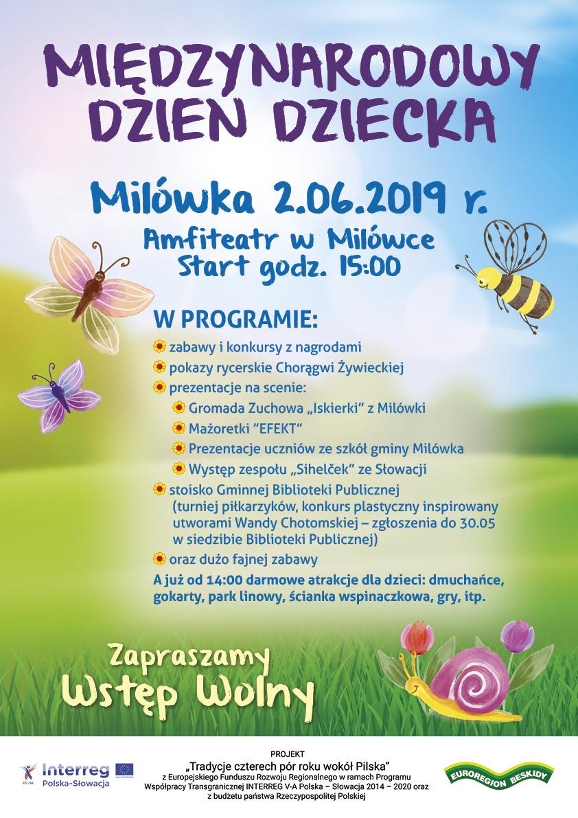 Międzynarodowy Dzień Dziecka w Milówce