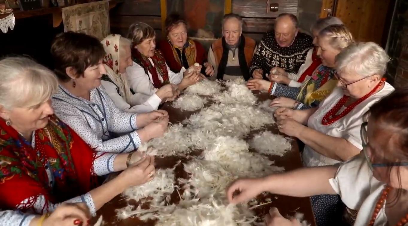 Sąsiedzkie spotkania z tradycją – KGW Szare i KGW Laliki
