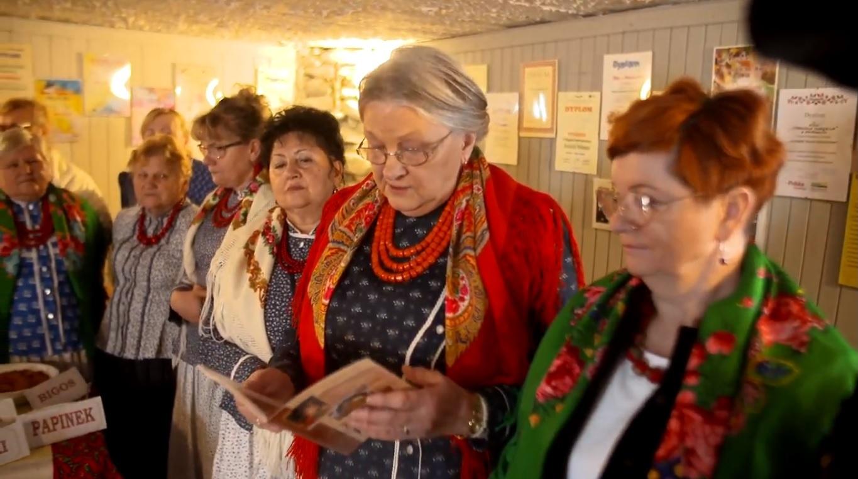 """Sąsiedzkie spotkania z tradycją – KGW """"Czerwona Jarzębina"""""""